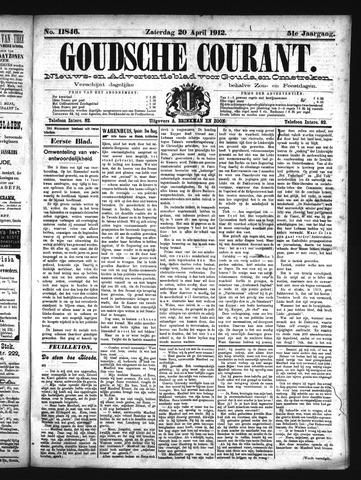 Goudsche Courant 1912-04-20