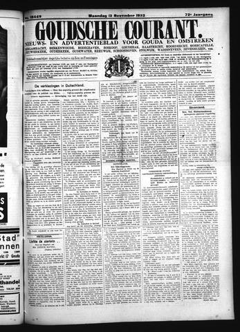 Goudsche Courant 1933-11-13
