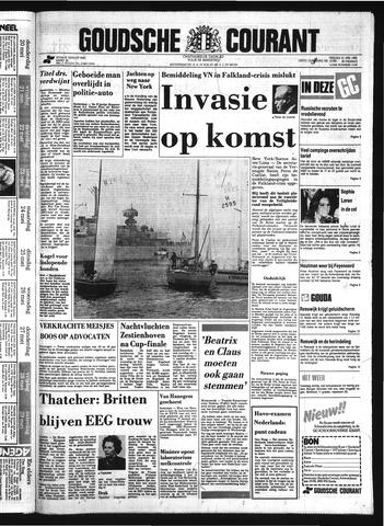 Goudsche Courant 1982-05-21