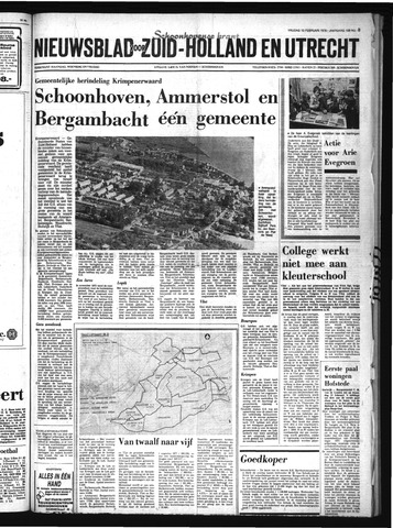 Schoonhovensche Courant 1978-02-10