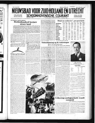 Schoonhovensche Courant 1952-06-27