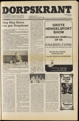 Dorpskrant 1979-05-18