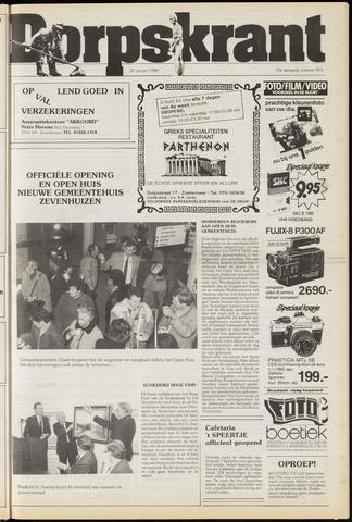 Dorpskrant 1988-01-20