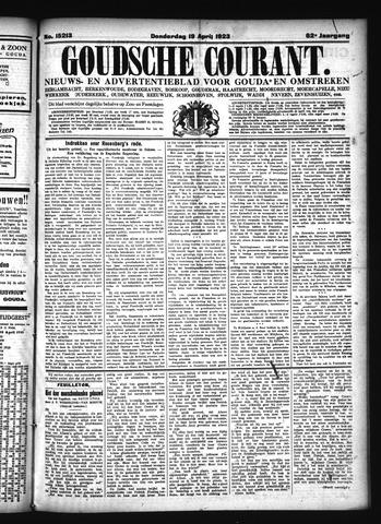 Goudsche Courant 1923-04-19