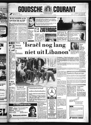 Goudsche Courant 1982-08-28