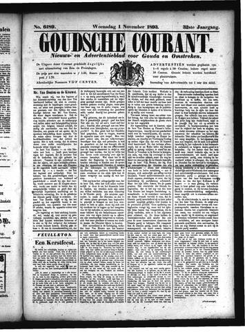 Goudsche Courant 1893-11-01