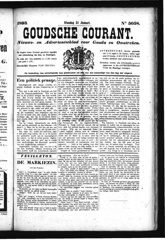 Goudsche Courant 1893-01-31