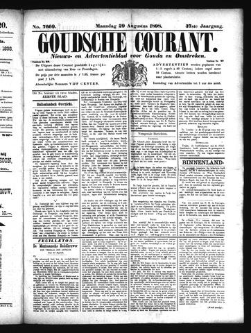 Goudsche Courant 1898-08-29