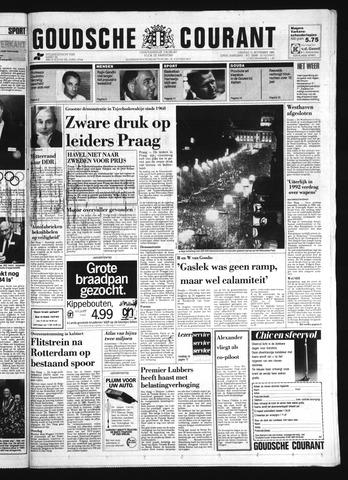 Goudsche Courant 1989-11-21
