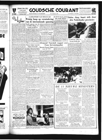 Goudsche Courant 1952-09-02