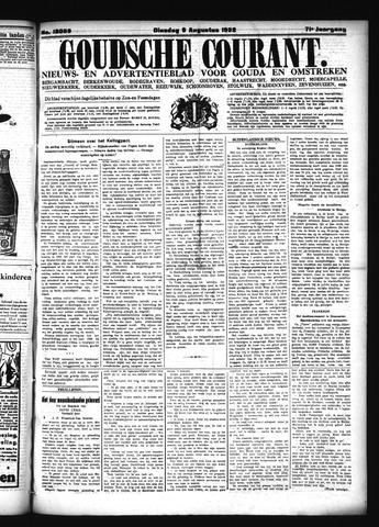 Goudsche Courant 1932-08-09