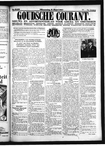 Goudsche Courant 1937-03-10
