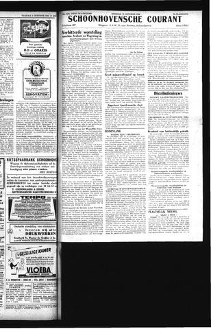 Schoonhovensche Courant 1944-10-10