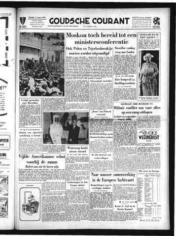Goudsche Courant 1959-03-03