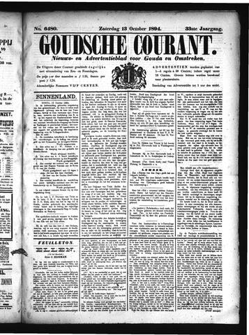 Goudsche Courant 1894-10-13