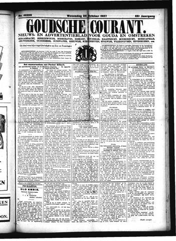 Goudsche Courant 1927-10-26