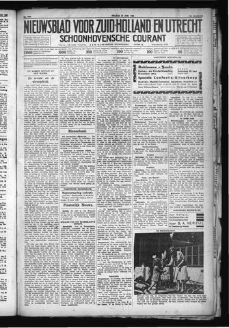 Schoonhovensche Courant 1930-06-27