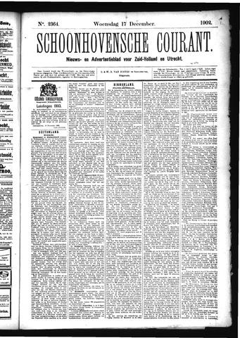Schoonhovensche Courant 1902-12-17