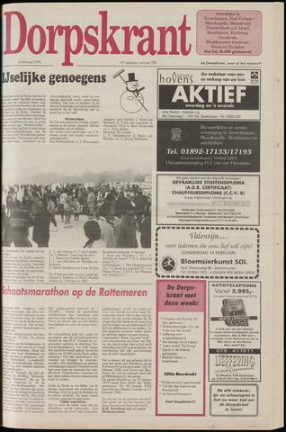 Dorpskrant 1991-02-13
