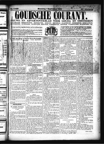 Goudsche Courant 1930-09-01