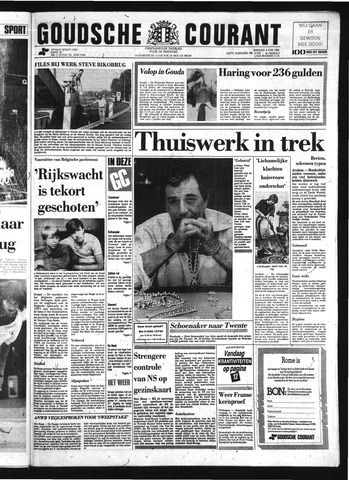 Goudsche Courant 1985-06-04