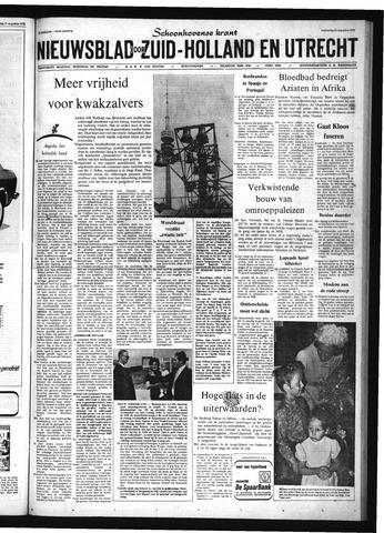 Schoonhovensche Courant 1972-08-23