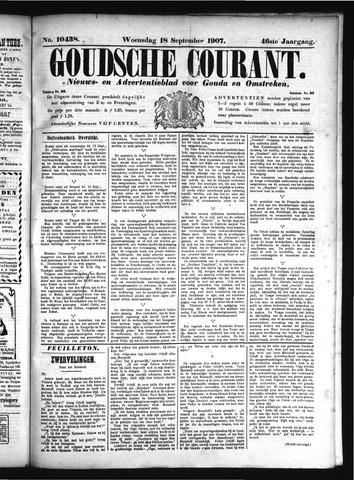 Goudsche Courant 1907-09-18
