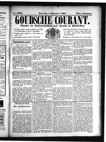 Goudsche Courant 1895-12-07