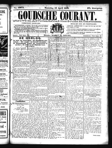 Goudsche Courant 1918-04-15