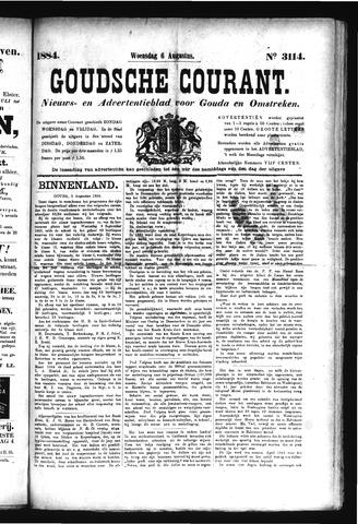 Goudsche Courant 1884-08-06