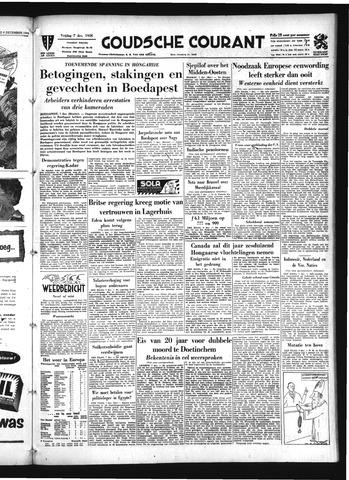 Goudsche Courant 1956-12-07