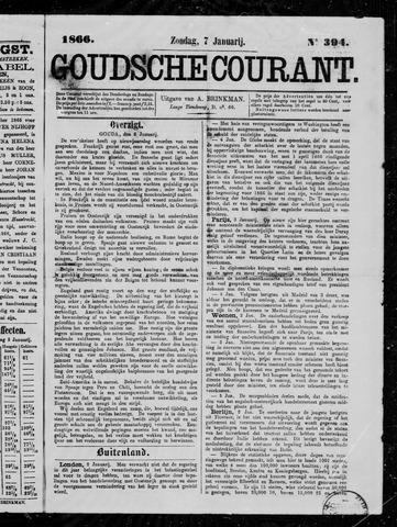 Goudsche Courant 1866-01-07