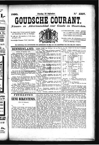 Goudsche Courant 1890-09-30