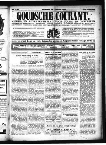 Goudsche Courant 1932-02-13