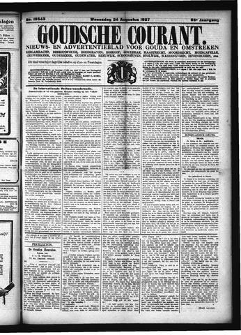 Goudsche Courant 1927-08-24