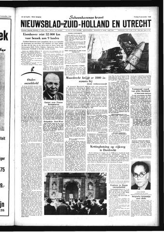 Schoonhovensche Courant 1959-11-06