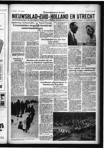 Schoonhovensche Courant 1965-05-17