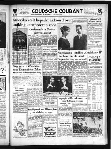 Goudsche Courant 1959-04-14