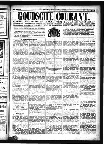 Goudsche Courant 1926-11-02