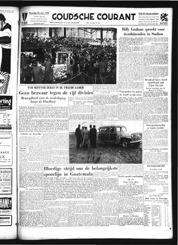 Goudsche Courant 1954-06-23
