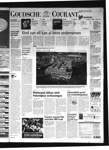 Goudsche Courant 2005-01-10