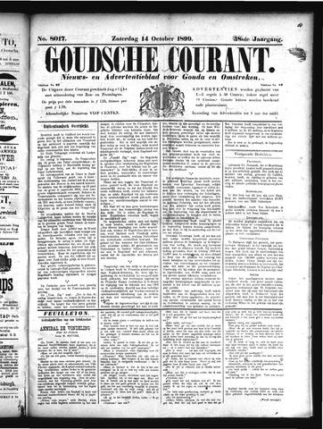 Goudsche Courant 1899-10-14