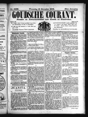 Goudsche Courant 1909-12-15