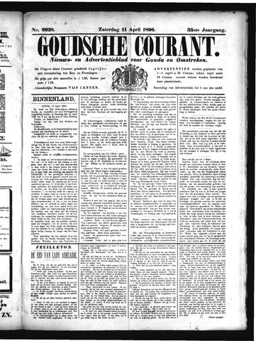 Goudsche Courant 1896-04-11