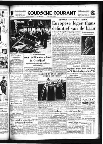 Goudsche Courant 1954-08-31