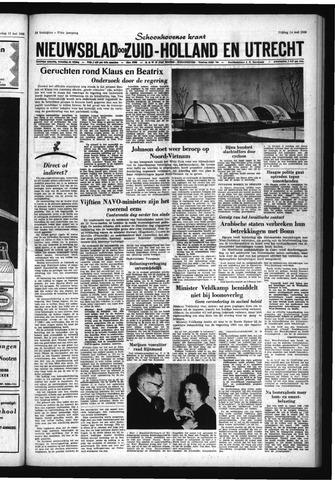 Schoonhovensche Courant 1965-05-14