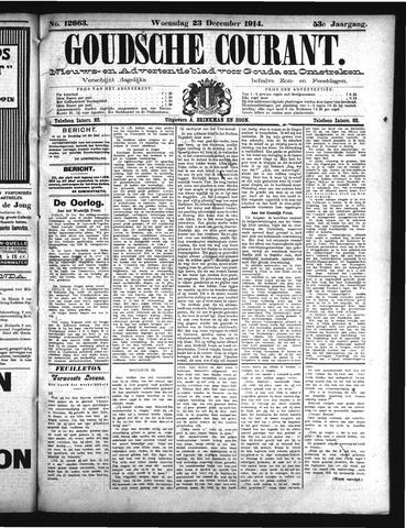Goudsche Courant 1914-12-23