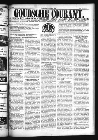 Goudsche Courant 1938-10-27