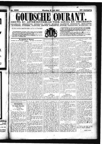 Goudsche Courant 1927-07-19