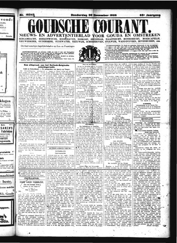Goudsche Courant 1926-12-30